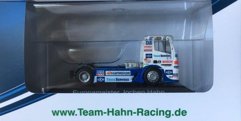 Racetruck Model H0 - 1:87 European Champion 2011