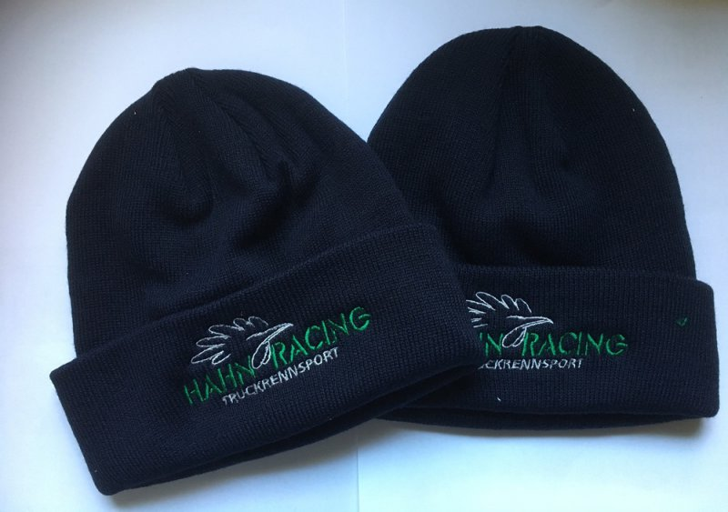 KNIT CAP, high quality Broidery