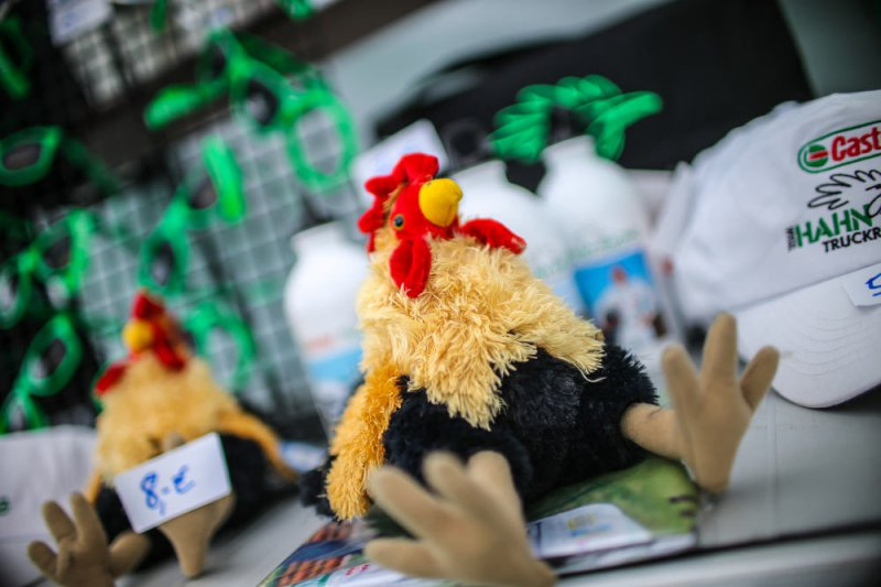"""CUDDLY TOY """"ROOSTER"""""""
